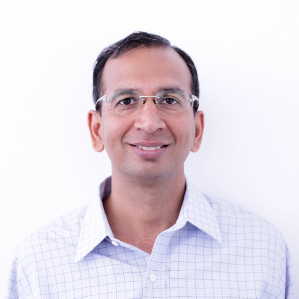 Navin Gupta, Managing Director, South Asia & MENA at Ripple