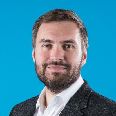 Andrew Hulbert, Managing Director at ParetoFM