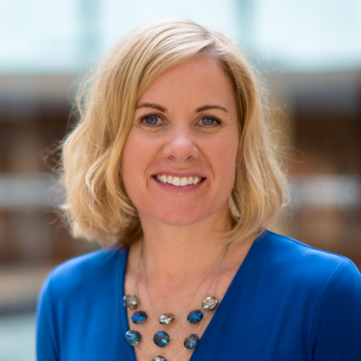 Kim Skanson, President of Shared Services at Cargill
