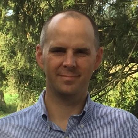 Edward Mitby, Senior AI Engineer at Vanguard