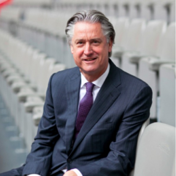 Henk Markerink, Chief Executive Officer at Amsterdam ArenA