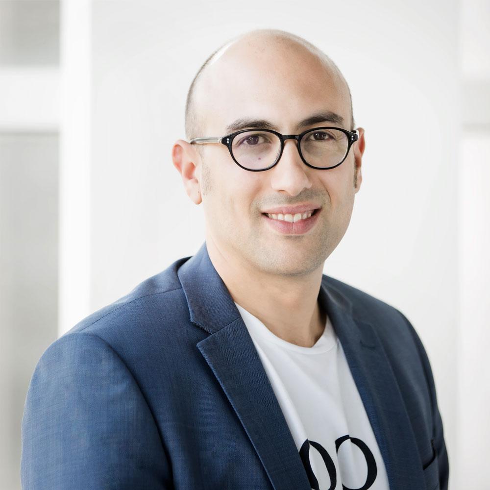 Sebastian Schäfer, Founder and Managing Director at TechQuartier Frankfurt