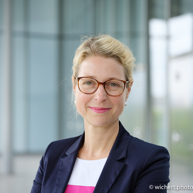 Mirjam Ferrari, Vice President Corporate HR Marketing & Recruiting at Deutsche Post DHL