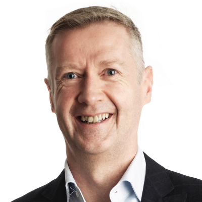 Donal Byrne, CEO at Corvil