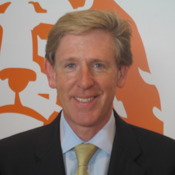 Paul Snead, Managing Director, Operational Excellence at ING, Wholesale Banking