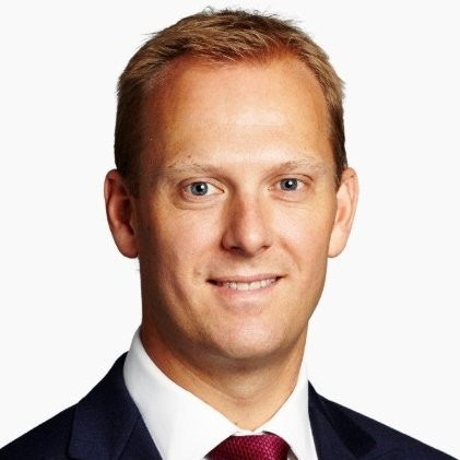 Ben Vanden Boom, Head of Finance Operations A/NZ at Bupa