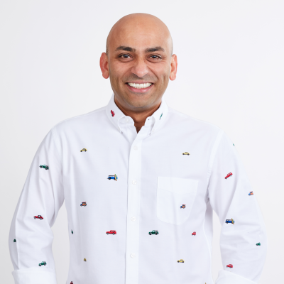 Rakesh Tondon, Co-Founder & CEO at Le Tote
