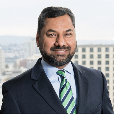 Ahsan Baig, Chief Information Officer at Alameda-Contra Costa Transit