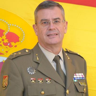 Brigadier General Enrique Silvela Díaz-Criado