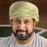 Faris Al Kharusi, Smart Fields Change Manager at Petroleum Development Oman