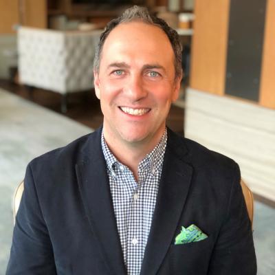Dan Simpson, CEO at Taziki's Mediteranean Café