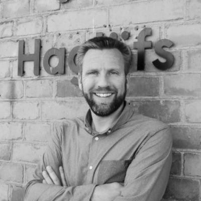 Moritz Kuhn, Global Head of Digital Sales at Haglöfs