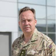 Brigadier Ben Kite, Head of Capability Strategy and Development, Army Information Directorate at British Army