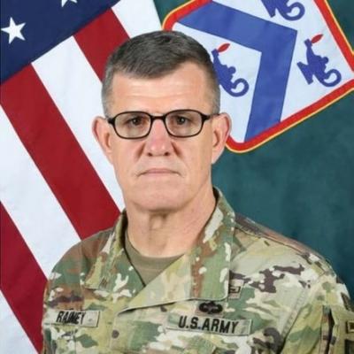 Lieutenant General James Rainey