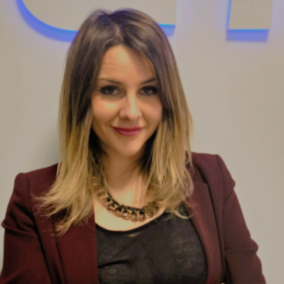 Marta Olmos, Global Head of BRM for HR, Digital Marketing and Culture at Amadeus
