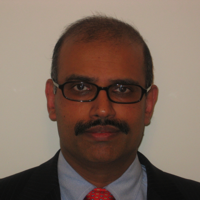 Srinivas Bangarbale, Chief Data Officer at Commodity Futures Trading Commission