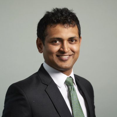 Priyank Patwa, Head of AI & Machine Learning at M&G Plc