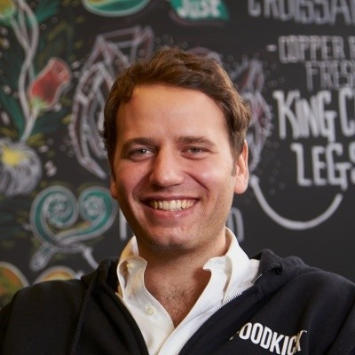 Jason Lepes, Co-Founder/Chief Merchant, Head of Marketing & Supply Chain at Foodkick by FreshDirect