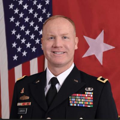 Brigadier General Brian W. Gibson