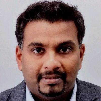 Danus Chidambaram, Head of Digital Integration Architecture at MARS