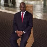 Mpho Phillip Sekhamane, Head of Department: Global Operation Control Centre at South African Airways