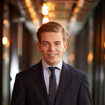Robin Jaacks, Chief Commercial Officer at Ocean insights