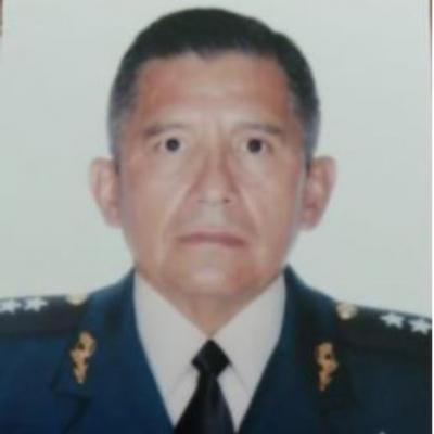 Brigadier General (retd.) José Alfredo Ortega Reyes