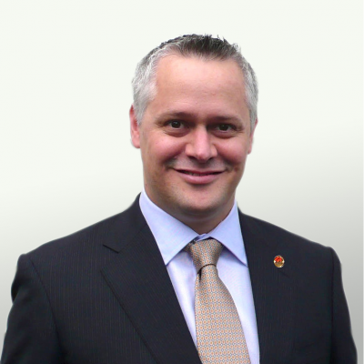 Matthew Faull, Executive Director and SVP, IT, eCommerce & Distribution at Swiss-Belhotel International