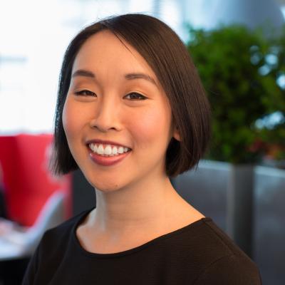 Lananh Nguyen, Finance Reporter at Bloomberg