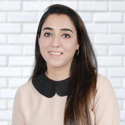 Ishneet Kaur, eCommerce Manager at Gulf International