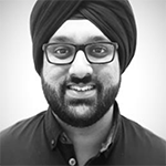 Angad Singh, Global Director of Operations, Programs and Excellence at Fetchr, UAE