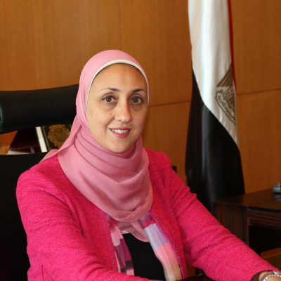 Hala El-Gohary, Acting CEO at Egyptian IT Industry Development Agency (ITIDA)