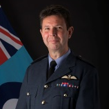 Air Vice Marshal Warren James