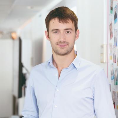 Antoine Durieux, CEO at Alkemics