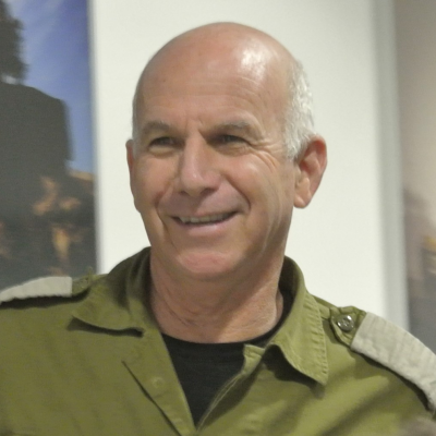 Brigadier General (Ret.) Didi Ben-Yoash