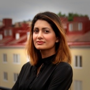 Sara Asgari, Head of Transformation at 3 Sweden