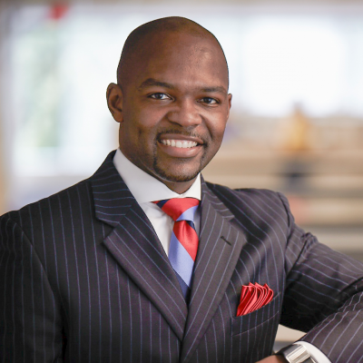 Derrick Brooks, Senior Vice President, Consumer Business Digital Strategy Leader at Commerce Bank