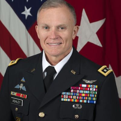 Lieutenant General (Ret'd) Robert P. Ashley, Jr.