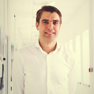 Richard Murray, Business Development Manager at Teledyne e2v