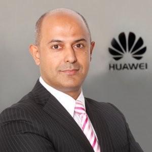 Safder Nazir, Regional Vice President - Digital Industries Strategy at Huawei Technologies