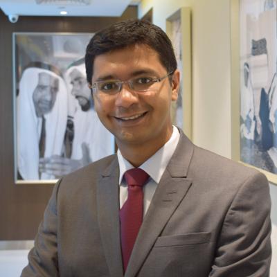 Anuj Jain, Senior Manager at MMJS Consulting