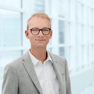 Dan Bøgsted Andersen, Head of Digital Health at Coloplast