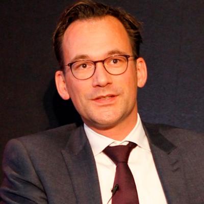 Sebastian Rath, Principle Insurance Risk Officer at NN Group