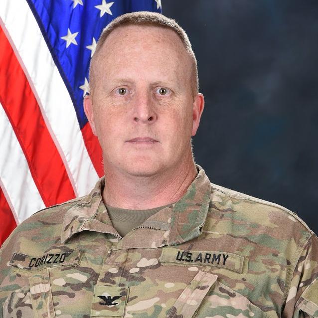 Colonel Christopher Corizzo