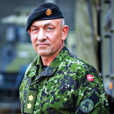 Major General Michael Lollesgaard