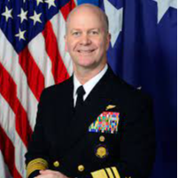 Vice Admiral Ross A. Myers