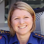 Clare Beech, Assistant Commissioner, Director of Clinical Operations at NSW Ambulance