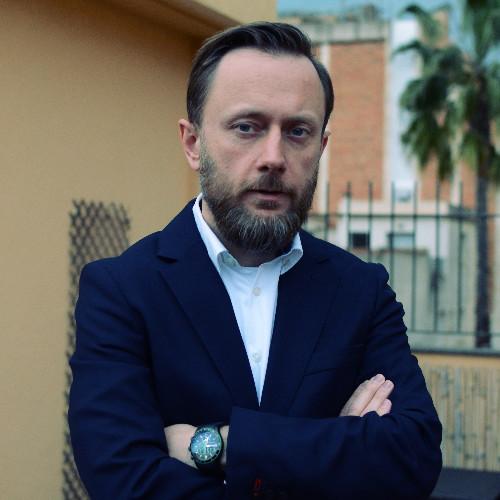 Marcin Golabek, Continuous Improvement Director at Ficosa
