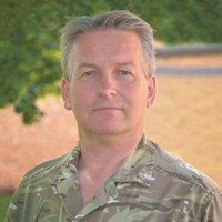 Lt General James Hockenhull, Chief of Defence Intelligence, Joint Forces Command at UK MoD