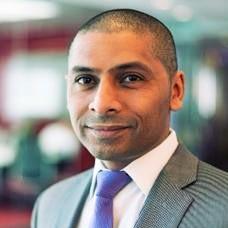 Naz Quadri, Head, Enterprise Data Science and Quant Development at Bloomberg
